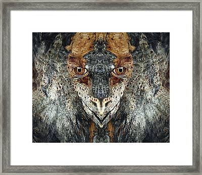 Woody 35 Framed Print by Rick Mosher