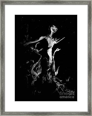 Woody Alien Framed Print