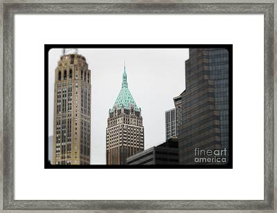 Woolworth Framed Print by Paul Cammarata