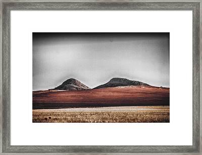 Work 15 Framed Print by Anton Kardakov