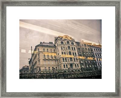 Work 16 Framed Print by Anton Kardakov