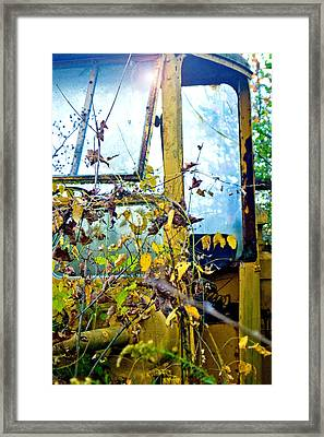 Work Force Framed Print