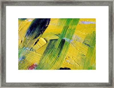 Work In Progress Framed Print by Tom Atkins