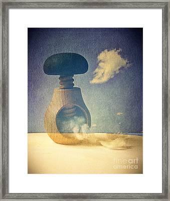 Workshop For Dreams Framed Print