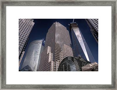 World Financial Centre 1 Framed Print