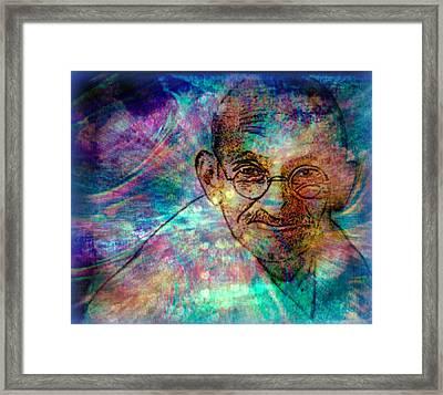 World Leader Framed Print
