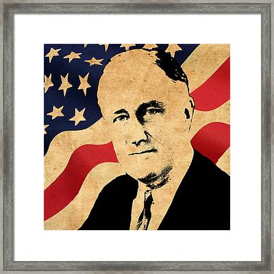 World Leaders 10 Framed Print