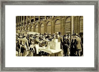 World Series 1920 Framed Print