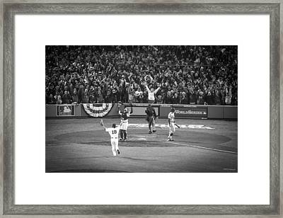 World Series Game Six 1 Framed Print