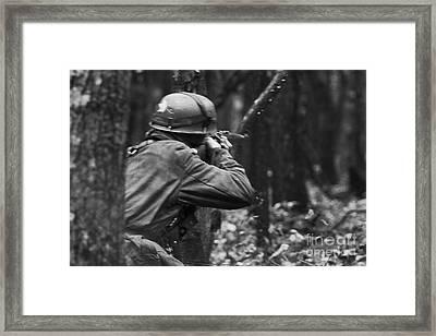 World War 2 191 Framed Print