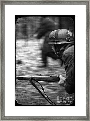 World War 2 200 Framed Print