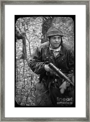 World War 2 250 Framed Print