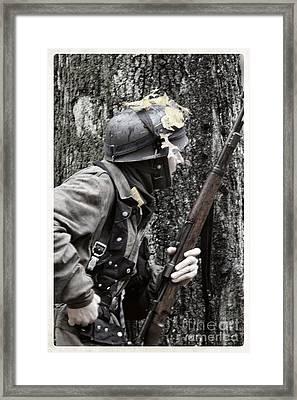 World War 2 251 Framed Print