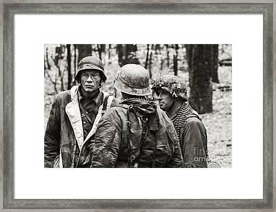 World War 2 281 Framed Print