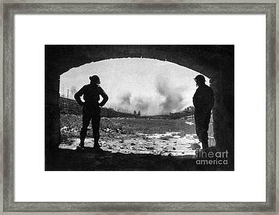 World War 2 Framed Print
