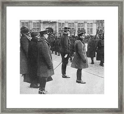 World War I Allies, 1914 Framed Print