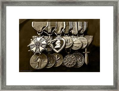 World War II Framed Print by LeeAnn McLaneGoetz McLaneGoetzStudioLLCcom