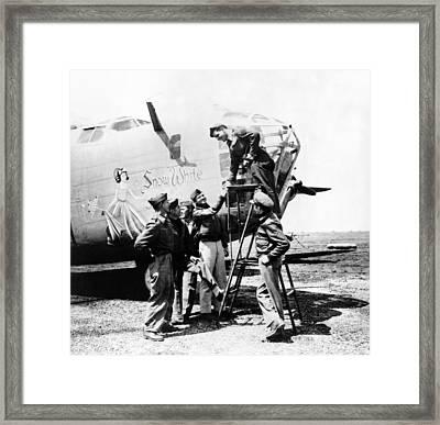 World War II: Libya, 1943 Framed Print by Granger