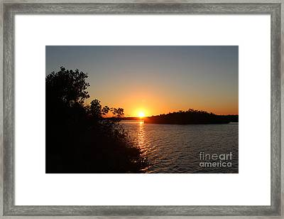 World Without End Framed Print by Megan Dirsa-DuBois