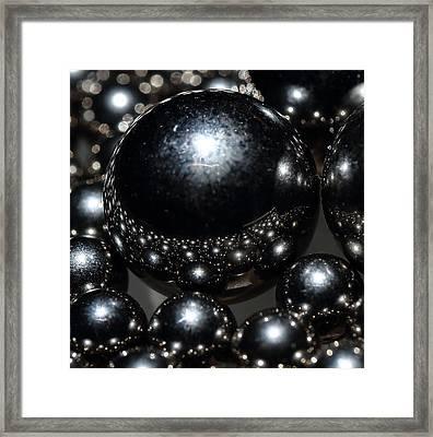 Worlds Framed Print by David Andersen