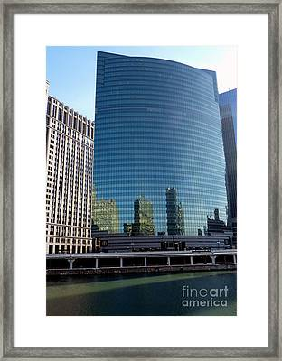 World's Most Beautiful Building Framed Print by David Bearden