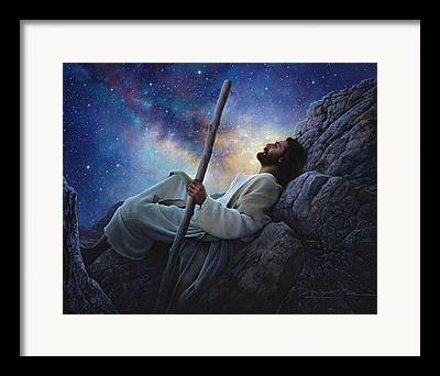 Religious Art Framed Prints