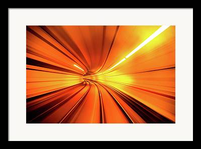 Smooth Ride Framed Prints