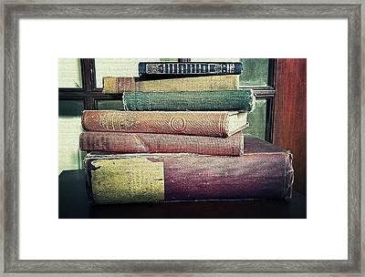 Worn But Not Forgotten Framed Print