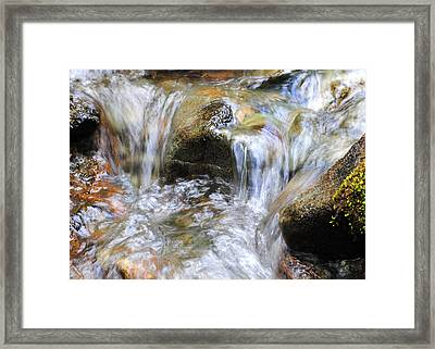 Worn Through Time Framed Print by Jessica Tookey