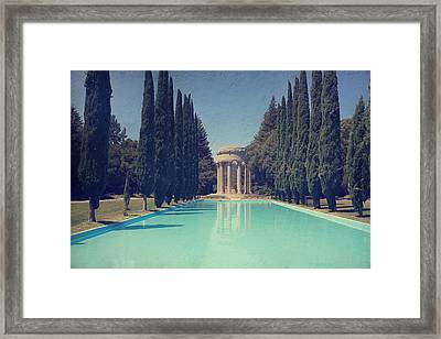 Worship Framed Print by Laurie Search
