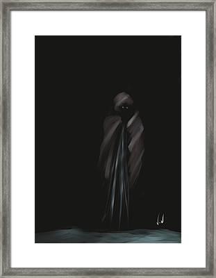 Wraith Framed Print
