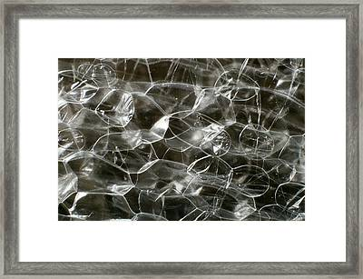 Wrap_me_up Framed Print