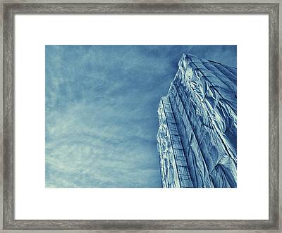 Wrapped Cathedral Framed Print