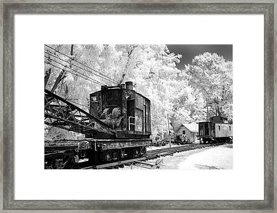 Wrecker Car Framed Print by Paul W Faust -  Impressions of Light