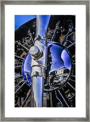 Wright J6-9 Framed Print