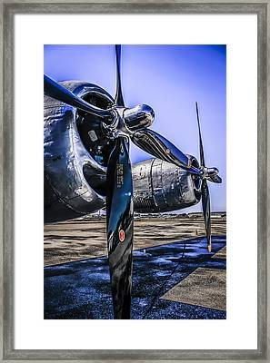 Wright R-3350 Framed Print