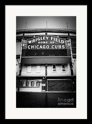 Ballpark Framed Prints