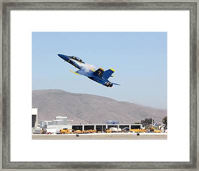 Framed Print featuring the photograph Write About This by Alex Esguerra