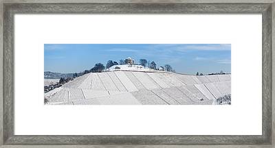 Wurttemberg Mausoleum In The Vineyards Framed Print by Panoramic Images