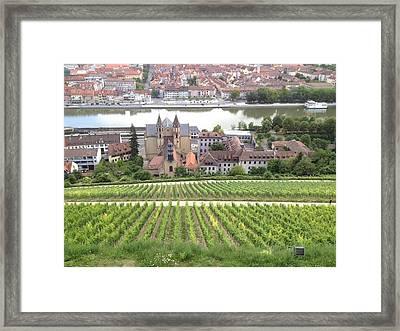 Wurzburg Framed Print