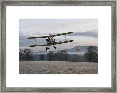 Ww1 - Catch Me If You Can Framed Print