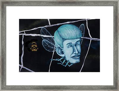Wynwood Series 18 Framed Print