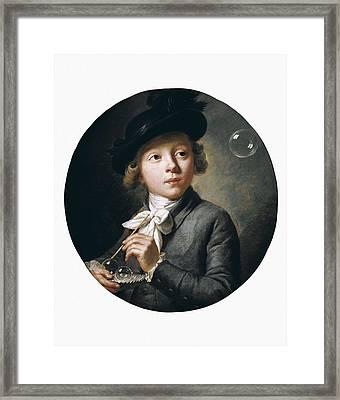 Wyrsch, Johann Melchior Joseph Framed Print by Everett