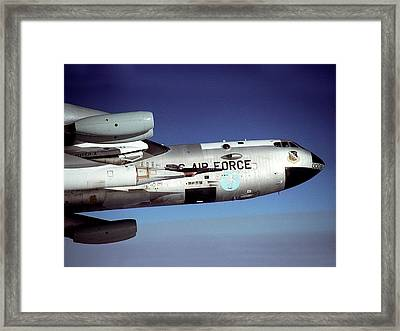 X-43 Supersonic Test Plane Framed Print