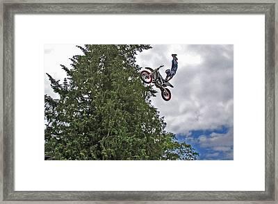 XS3 Framed Print by Brad Walters