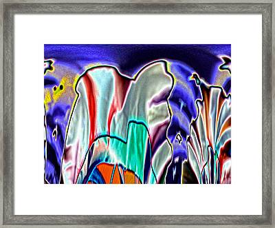 Xtreme Dreams Framed Print
