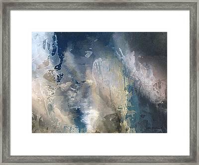 Xv - Lost Island Framed Print