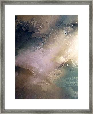 Xvi - Refuge Of The Elves Framed Print
