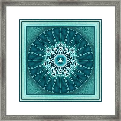 Yadira Framed Print