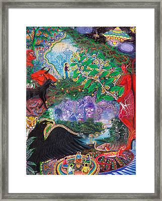 Yana Huaman Framed Print